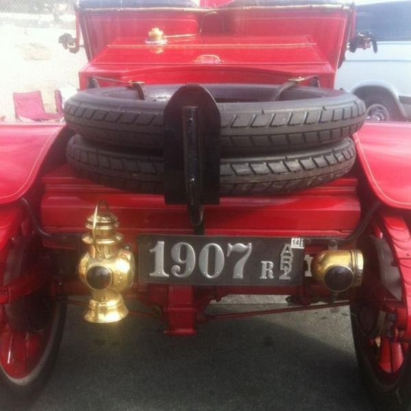 1907 Renault Racer