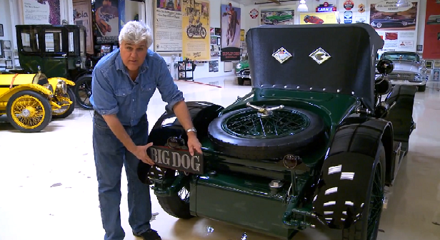 """Cool, check it out."" -- Jay Leno"